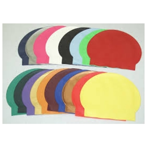 Swimzee.com - Blank Latex Swim Cap-Bulk Packaging
