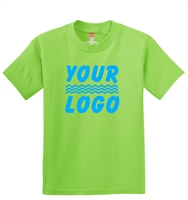 Swimzee.com - Hanes Youth Tagless Cotton T-Shirt